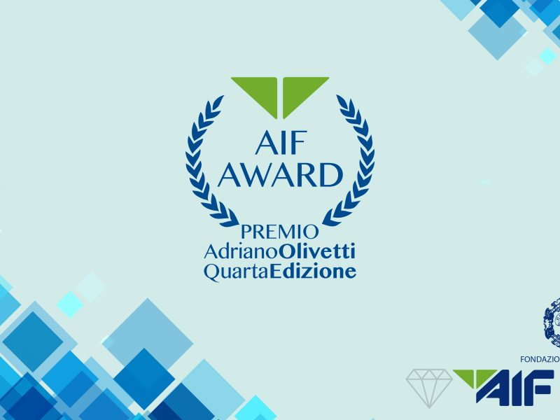 Reputation Manager vince il Premio AIF Adriano Olivetti