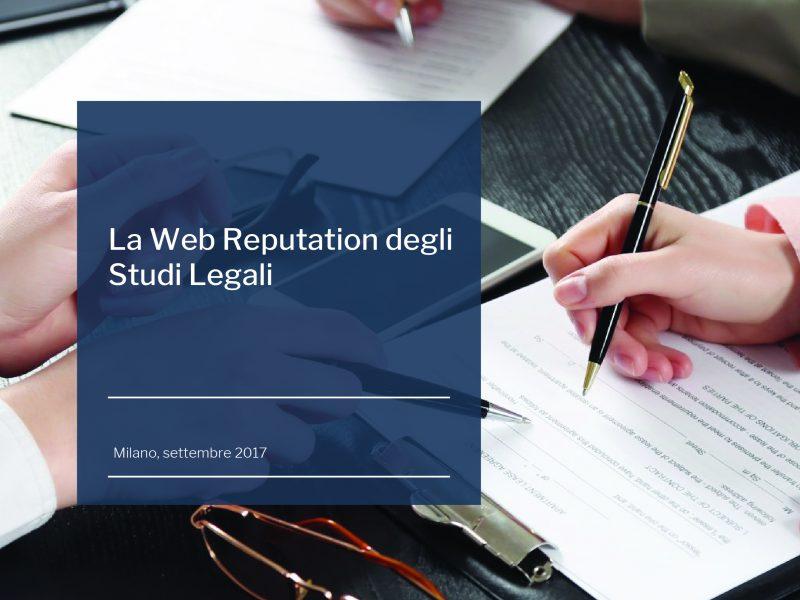 Web reputation studi legali: gli italiani battono gli studi stranieri