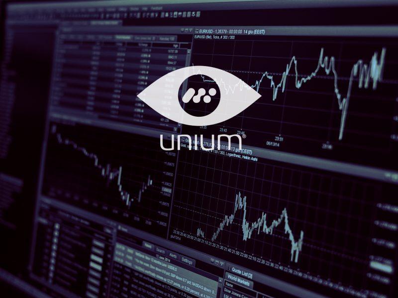 Sala controllo Unium