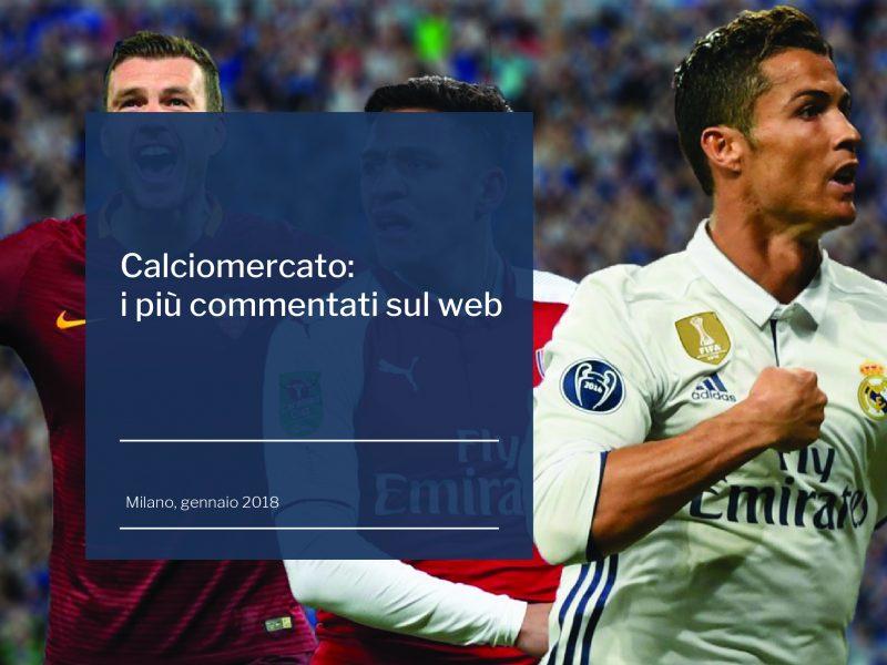 Calciomercato: i più commentati sul web
